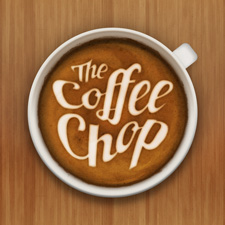 portfolio, the coffee chop, logo, design, pixl, jeremy goldberg